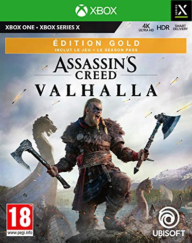 Assassin's Creed Valhalla - Édition Gold - Xbox One