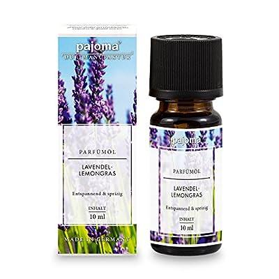 pajoma Parfümöl 'Lavendel-Lemongras' 10