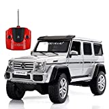 Control remoto de camiones todo terreno RC coche una y doce vehículo de control remoto G500 4X4 Idea 2.4Ghz eléctrico de juguete coche de juguete modelo de los niños fuera de carretera ligero for niño