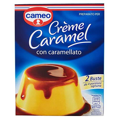 Cameo Preparato per Dessert Crème Caramel, 200g