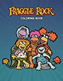 Fraggle Rock Coloring Book: Incredible Coloring Book For Kids And Adults With 50+ Adorable Illustrations Of Fraggle Rock For Create Beautiful Art And Having Fun