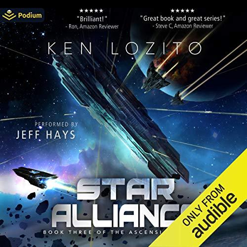 Star Alliance: Ascension, Book 3