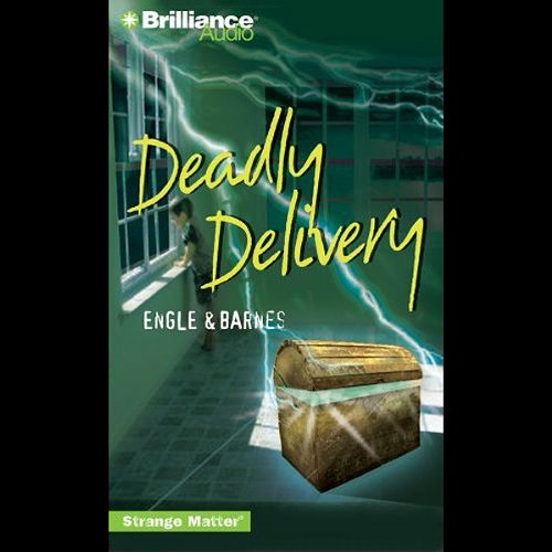 Deadly Delivery audiobook cover art
