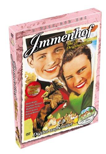 Immenhof - Die 5 Originalfilme inklusive Bonusmaterial (Bonus-DVD, farbiges Booklet und Postkarten)
