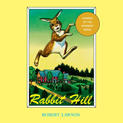 Rabbit Hill audiobook cover art