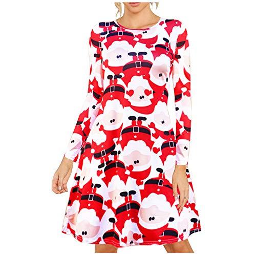 OverDose Vestido de Navidad