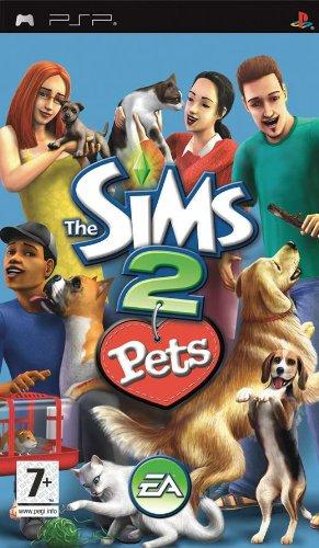 Sims 2: Pets (PSP) [Importación Inglesa]
