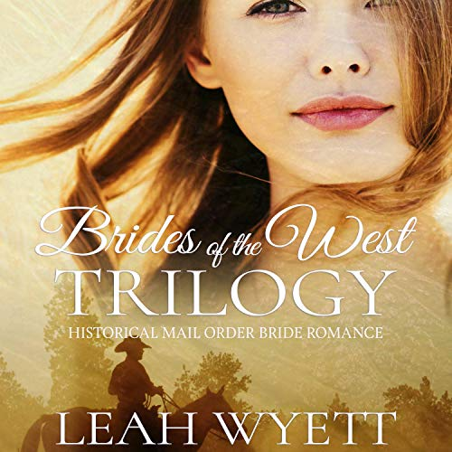 Page de couverture de Brides of the West Trilogy