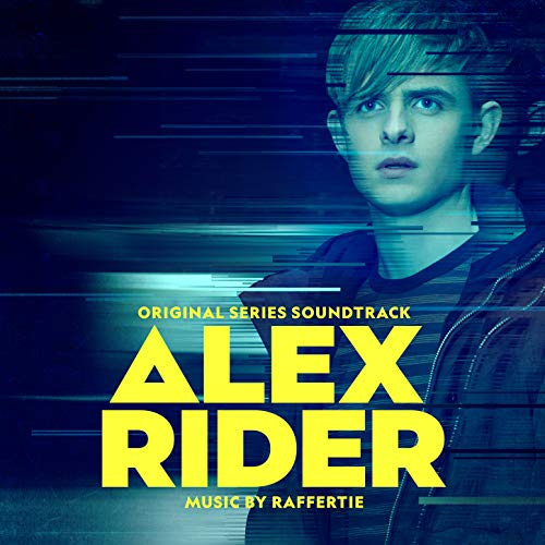 Alex Rider (Original Series Soundtrack)