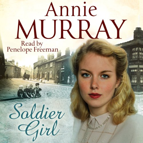 Soldier Girl audiobook cover art