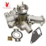 yise-P071 New Water Pump For Yanmar F265 FX265 F285 FX285 F305 FX30 F335D FX335D F435D FX435D 12910742002 129107-42002 129150-42000 DHL 5-9 days can be received
