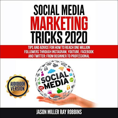 Social Media Marketing Tricks 2020 cover art