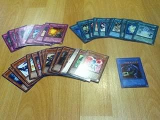 50 Assorted YuGiOh Cards with Rares & Super Rare