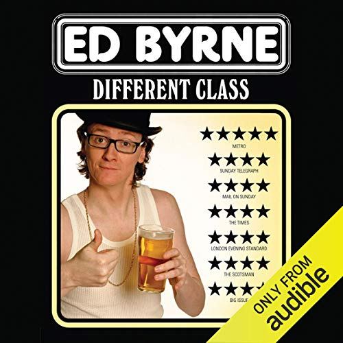 Different Class audiobook cover art