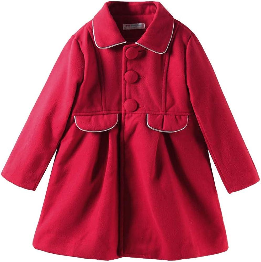 Mud Kingdom Little Girls Slim Sales Houston Mall of SALE items from new works Peacoat Coat Dress