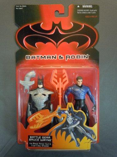 Batman and Robin Battle Gear Bruce Wayne