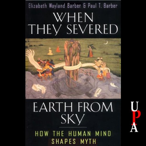 When They Severed Earth from Sky audiobook cover art