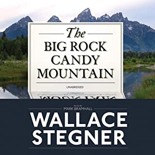 The Big Rock Candy Mountain cover art