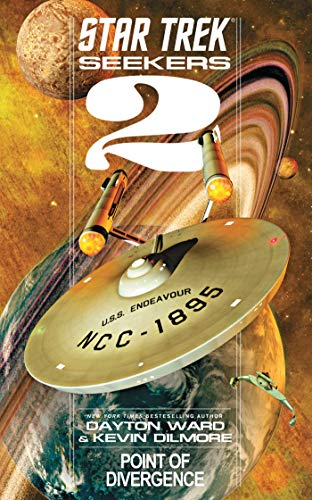 Seekers: Point of Divergence (Star Trek Seekers Book 2) (English Edition)