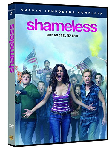 Shameless Temporada 4 [DVD]