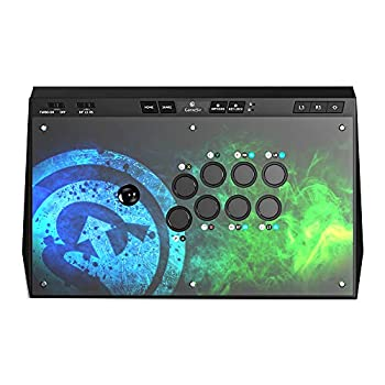 GameSir C2 Arcade Fightstick Fight Stick Joystick for Xbox One Playstation 4 Windows PC and Android Device