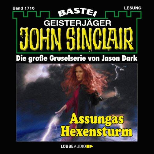 Assungas Hexensturm (John Sinclair 1716) Titelbild
