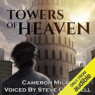 Couverture de Towers of Heaven: Book 1