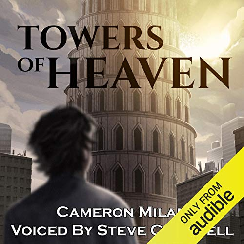Towers of Heaven: Book 1 audiobook cover art