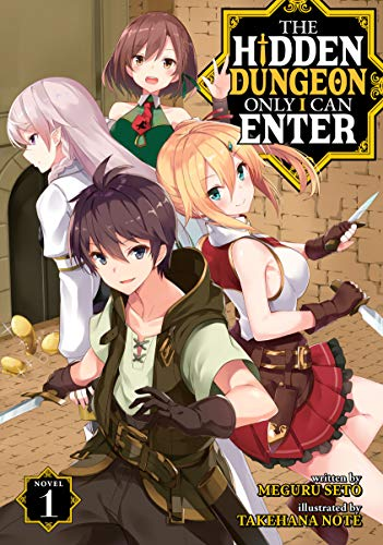 The Hidden Dungeon Only I Can Enter (Light Novel) Vol. 1 by [Meguru Seto, Takehana Note]