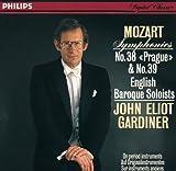 Mozart: Symphonies Nos.38 & 39