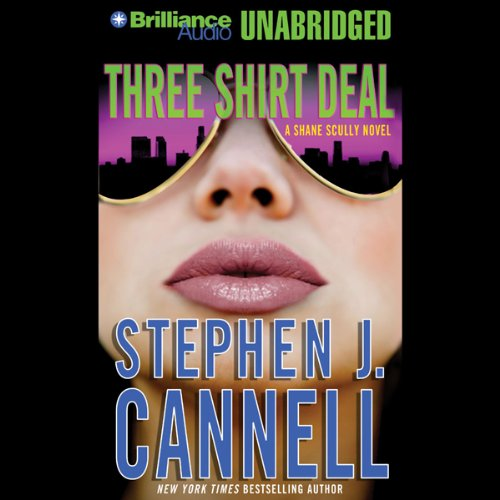 Three Shirt Deal audiobook cover art