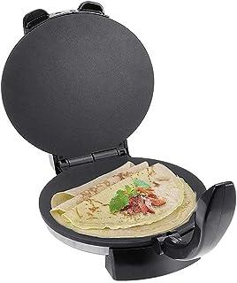 Kök Electric Crepe Maker, Uppvärmning Stek Stekpanna, Grill, Pannkaka, Pizza Brödrost Tortilla Maker Smörgåsmaskin Pannkak...