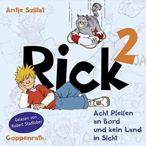 Acht Pfeifen an Bord und kein Land in Sicht (Rick 2) Titelbild