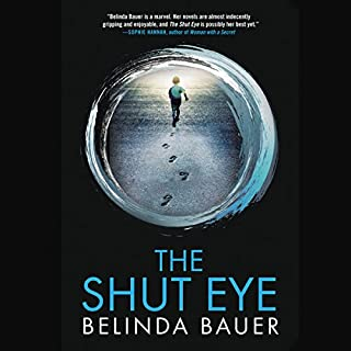The Shut Eye audiobook cover art