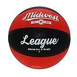 Midwest Liga de Baloncesto, Color Amarillo/Morado, tamaño 6