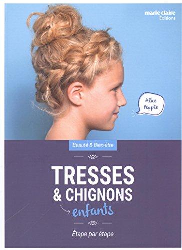 Tresses & chignons enfants : étape par étape