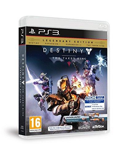 Destiny - The Taken King (PS3)