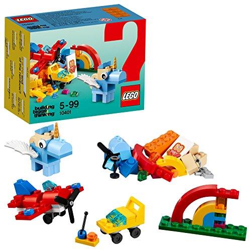 Lego Classic 10401 Konstruktionsspielzeug, Bunt