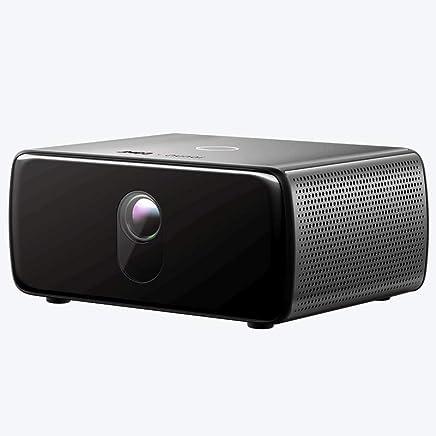 jmgo坚果W700投影仪2018新款家用小型wifi无线影院投影机高清1080p手机安卓微型智能迷你坚果g7芒果联合版