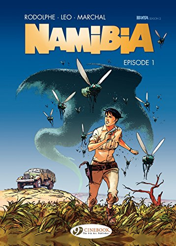 Namibia - Episode 1 (English Edition)