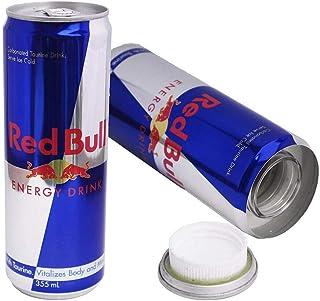 Red Bull Deksel + stickers/camouflagedoos/vershouddoos (RedBull)