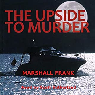 The Upside to Murder audiobook cover art