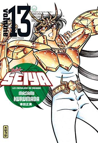 Saint Seiya - Deluxe (les chevaliers du zodiaque) - Tome 13 - Saint Seiya - Ultimate Edition (les chevaliers du zodiaque) T13