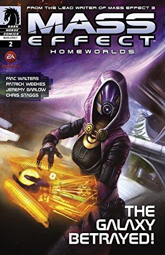 Mass Effect: Homeworlds #2 (English Edition)