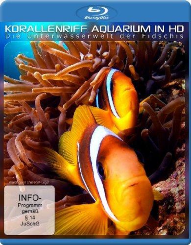 Korallenriff Aquarium in HD - Die Unterwasserwelt der Fidschis [Blu-ray]