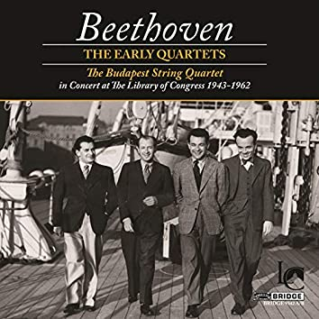 Beethoven: The Early Quartets (Live)