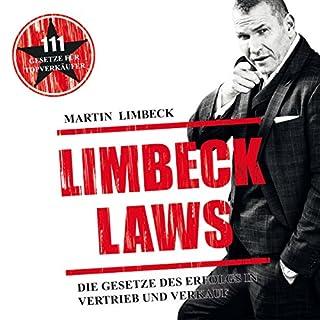 Limbeck Laws: Die Gesetze des Erfolgs in Vertrieb und Verkauf Titelbild