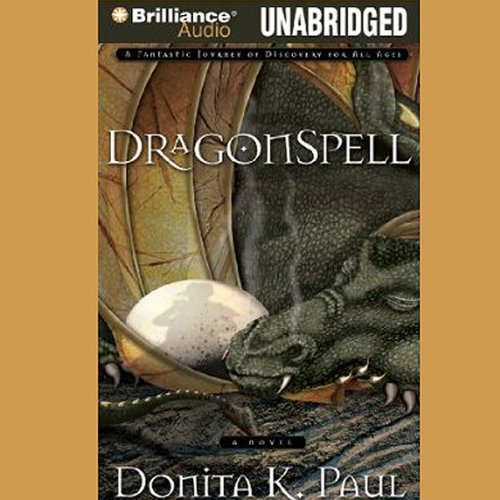 DragonSpell cover art