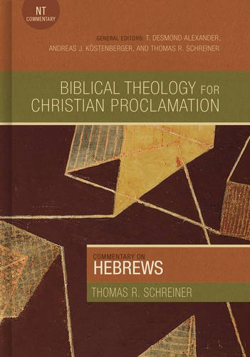 Image of Commentary on Hebrews (Volume 36) (Biblical Theology for Christian Proclamation)