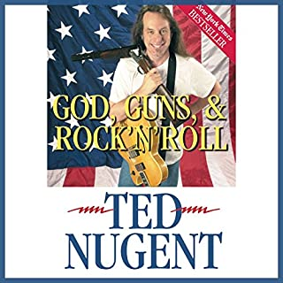 God, Guns, & Rock 'n' Roll audiobook cover art